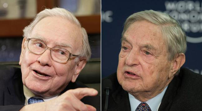 How Do Warren Buffet and George Soros Beat the Market?